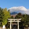 【北門鎮護 岩木山神社(1)】宿の部屋から山頂の奥宮まで一直線 『お山』の気をたっぷりいただき参拝
