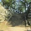 「サウダーデ」モラエスの愛した町(26)城山を下りて表御殿へ。