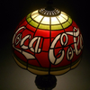 Coca-Cola Tiffany Desk Lamp
