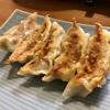 餃子とチゲ鍋