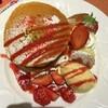 店舗限定で、きらぴ香(きらぴか)を使ったバージョンが食べられます。 (@ デニーズ 北池袋店 - @dennys_pr in 豊島区, 東京都)