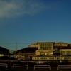 江ノ電 師走の陽光