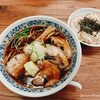 【新潟市西区 Ramen蓮(らぁめん れん)】背脂担々麺と黒醤油らぁめんを食べてみた!