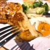 兵庫 宝塚「上高地 あずさ珈琲」スキレットで焼かれたミルクパンケーキにやられました(*^_^*)