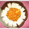 口当たりさっぱり-豆腐キムチ