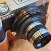 【シネレンズ】ZUNOW 38mm F1.9 DマウントをAPS-Cで楽しむ【α7C】
