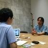 「起ち上がれニッポン 起業秘話」のインタビューを受けました!