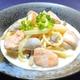 【レシピはこちら】鮭ときのこの濃厚クリームパスタ