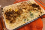 【簡単】シェフの「牡蠣のシチューグラタン」の作り方