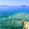 ギリシャ ミコノス島の美味しいスイーツ屋&ほぼプライベートなエーゲ海