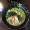 鶏白湯らぁ麺荻 OGII(浦添市)鶏白湯黒らぁ麺 780円