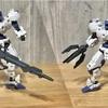 【30MM】アームユニットを装備してみよう!ライフル/大型クロー レビュー