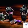 2017バーゼルの時計の真珠や宝石展とジャークの独ルーマニアの頃の小針皿(PETITEHEUREMINUTE)の全く新しい力作