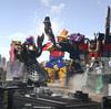 第34話「巨獣ハンターの逆襲」:偽ジュウオウジャーと対決!
