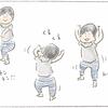 踊りに夢中