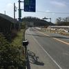 国道261号 江津から中三坂トンネルまで 2018/03/24