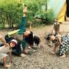 子ども自然学校キャンプ8月23日