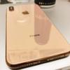 iPhoneXS・XS Maxにもガラスコーティングがオススメです