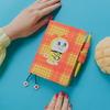 人気の「ほぼ日手帳」にドラミちゃんバージョンの新作カバーが登場
