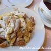 伝統のデザートKaiserschmarrenを食べたらば