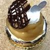 🚩外食日記(796)    宮崎  「ケーキハウス309」⑨より、【季節のタルト(ブラックチェリー)】【林檎のタタン】‼️