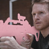 「内村のツボる動画」の番組で紹介された「チョーク戦争」の動画がおもしろい!