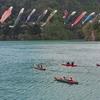 赤谷湖(群馬県みなかみ)