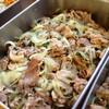 豚肉と玉ねぎの大葉和え