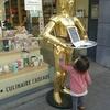 ベルギー生活にC-3POがいてくれたら