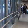 サンティアゴ・デ・コンポステーラ空港 Vueling VY1673便に搭乗