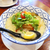 ココナッツミルクととんこつスープ!?サカノウエユニークのタイそば@鹿児島市坂之上