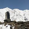 2020年4月3日、下山コースの名木山は今週末で終了、八方尾根スキー場