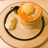 gram長崎店でパンケーキ!プレミアムパンケーキふわふわです