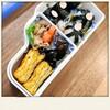 今週の幼稚園お弁当。年少男子、小食バージョン