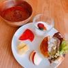 時短シンプルな朝ご飯☆切るだけ、乗せるだけで栄養たっぷり!