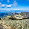 富士山と駿河湾と温泉と 静岡県・達磨山ハイキング
