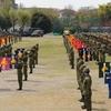 練馬駐屯地創立63周年記念行事