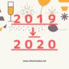 2019年の振り返りと2020年の計画と抱負。海外移住に資格取得に第3言語の勉強に...