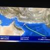 カタール航空のビジネスクラス(前編)