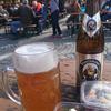 祝福のビール
