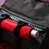 ひらくPCバッグnanoの収納力アップする魔法の道具【ひらくPCバッグ用 カーゴ ストラップ】