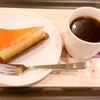 平日でもコーヒーとケーキでのんびりする時間は必要