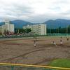 鹿角小学校新人野球大会