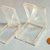 ミニチュア作品の収納に使えそうな100均の透明ケース