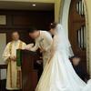 【結婚式当日レポ12】挙式*署名