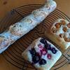 自家製天然酵母パン 私の作り方 「甘いフォカッチャ」の作り方