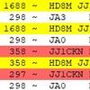 HD8M wkdしましたが。