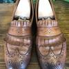 靴が綺麗だとアガリます!