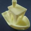 3Dプリンターのテスト用データのダウロード先