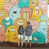 撮影クルーの旅行記。〜【ハワイ旅行】『女子旅・新婚旅行におすすめ』絶対行きたい「カカアコウォールアート」「パタゴニアのパタロハ」〜